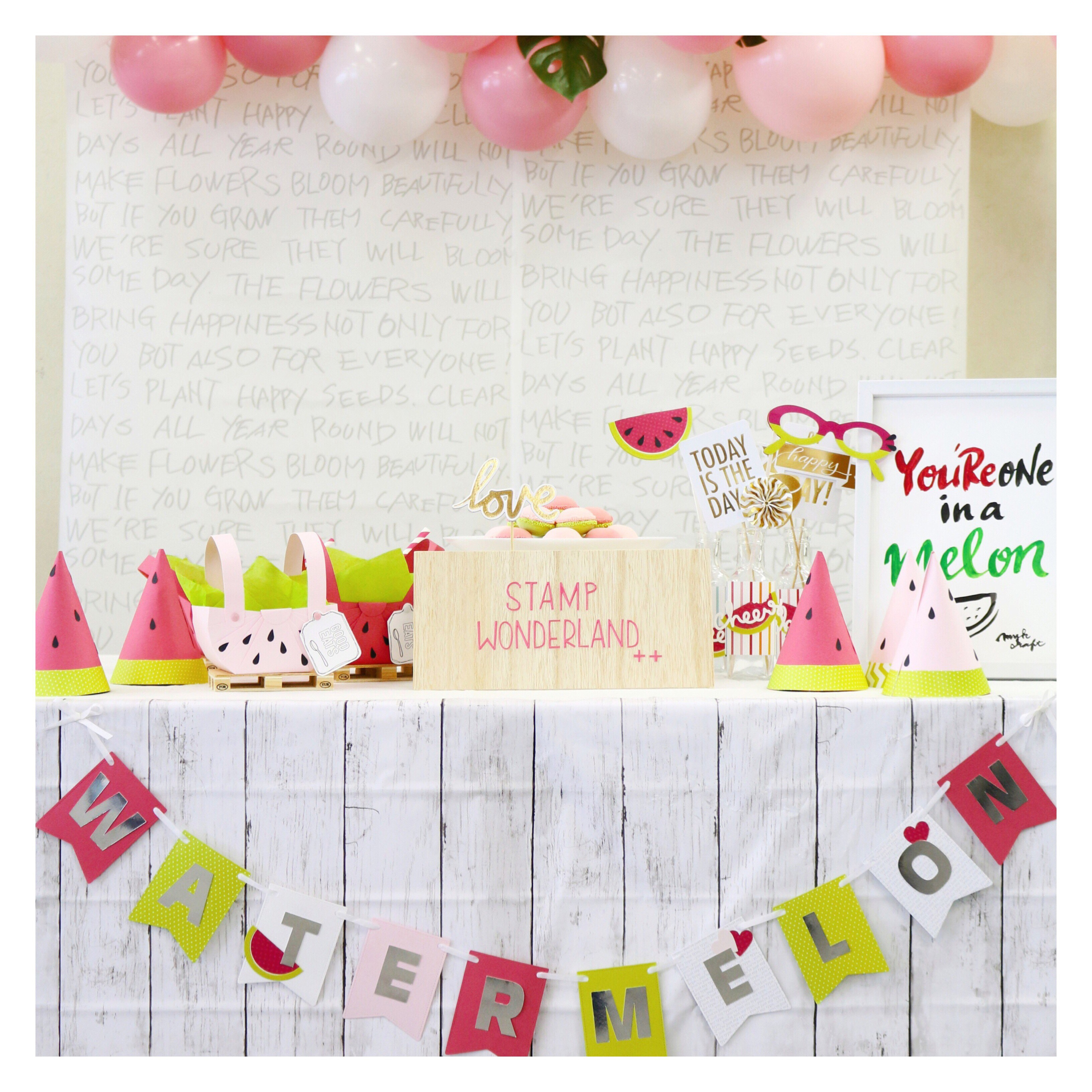 Craft & Party decor